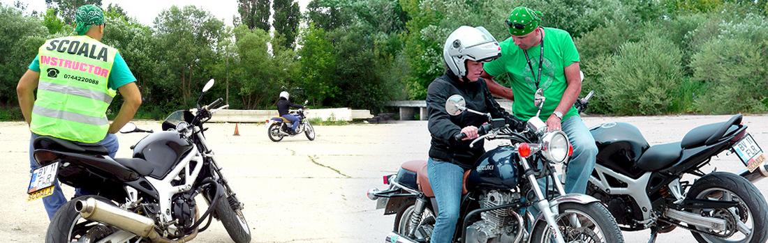 Scoala moto